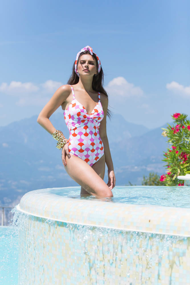 Officina del Mare Beachwear 2020 - Emerara by DD'E made in Italy